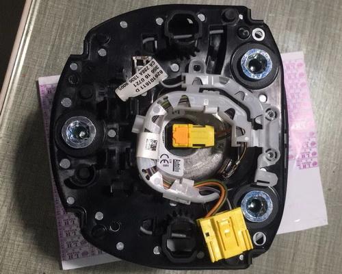 沃尔沃XC90 S90 V90 XC60主气囊 机脚胶
