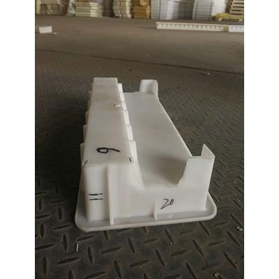 L型挡渣块— 挡渣块塑料模具