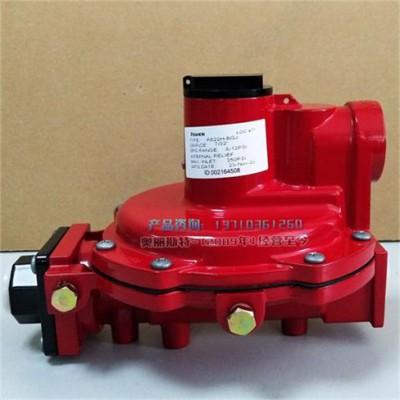 FISHER R622H-DGJ高压液化气减压阀