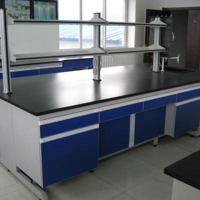 试剂架可定制实验室边台操作台全钢水槽台