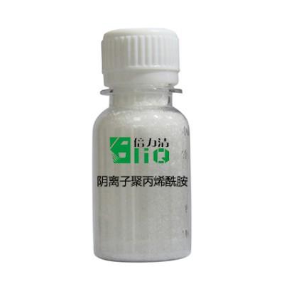阴离子聚丙烯酰胺pam澄清净化、促进沉降
