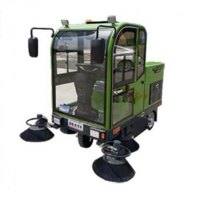 新款全封闭驾驶式道路清扫车SDW-1900