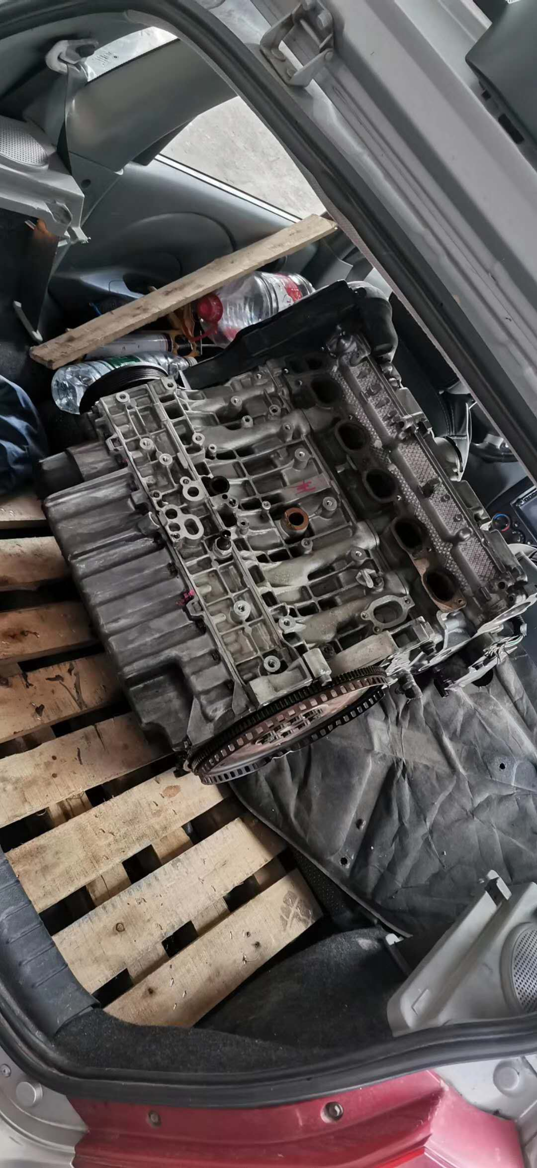 供应宝马X6宝马X5宝马X4发动机拆车件