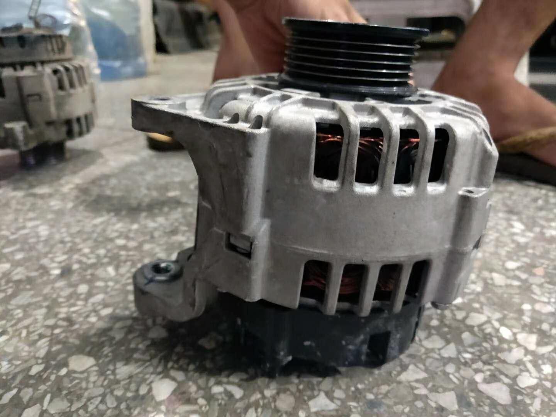 供应奥迪Q5奥迪Q3奥迪A8发电机拆车件
