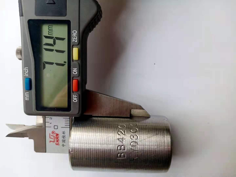 28直螺纹套筒价格A2021年罗泉28直螺纹套筒价格怎样