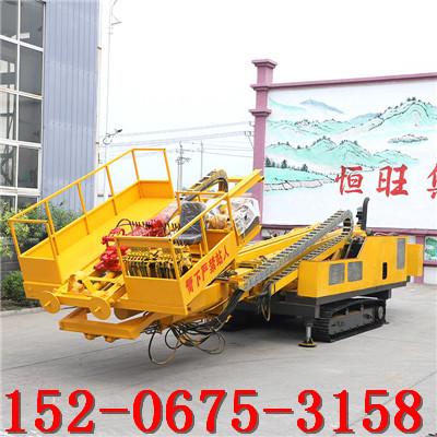 深基坑支护锚固钻机 建筑工程护坡锚杆钻机型号