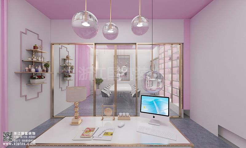 杭州中小型办公室装修设计,成就你的小空间大梦想