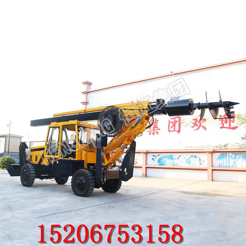 履带式旋挖钻机 轮式旋挖钻机 大孔径打桩机