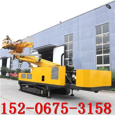 打岩石专用护坡钻机生产厂家锚固钻机深基坑支护锚固钻机