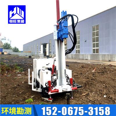 环境监察取样钻机 直推式取土钻机取样完整