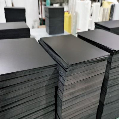 透明PVC塑料胶片PVC产品包装盒彩色PVC片材卷材加工定做