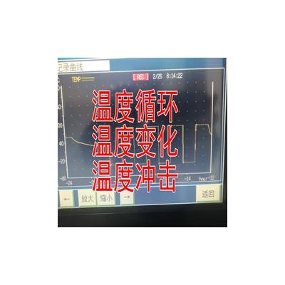 北京轨道交通设备气候环境试验服务