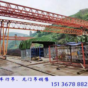 新疆喀什龙门吊出租厂家10吨龙门吊钢筋场用