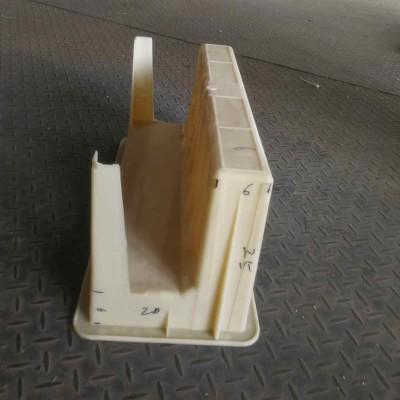 高铁挡渣块钢模具— 精达挡渣块模具批发