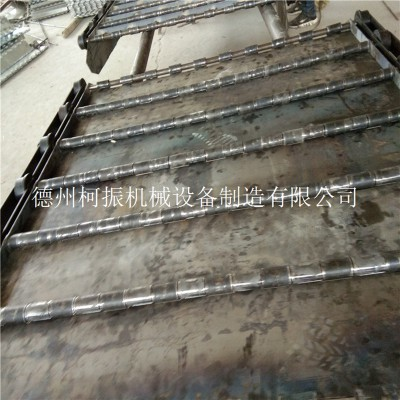 批量制造重型输送链板 双排滚轮加厚链板输送带